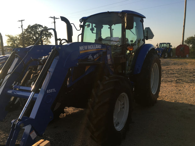 2019 NEW HOLLAND POWERSTAR 110 With 655 loader