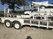18FT Trailer with Ramps