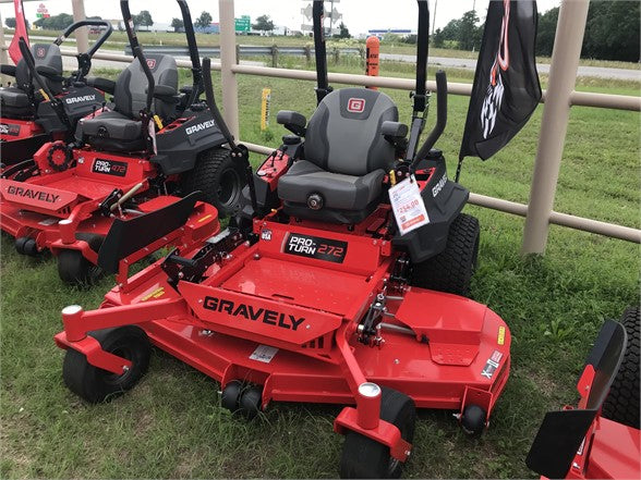 GRAVELY 2019 PROTURN 272 31HP KAWASAKI