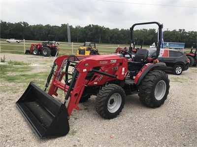 TYM Tractors 2019 T354HST Yanmar Diesel – Maxx Outdoor and