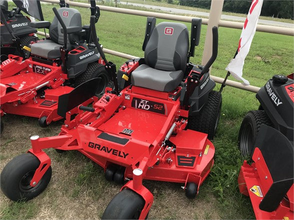 GRAVELY 2019 ZT52 HD 23HP KAWASAKI