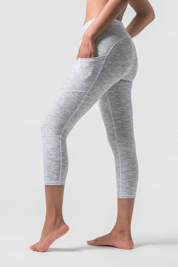 Noou Soft Pocket Capri