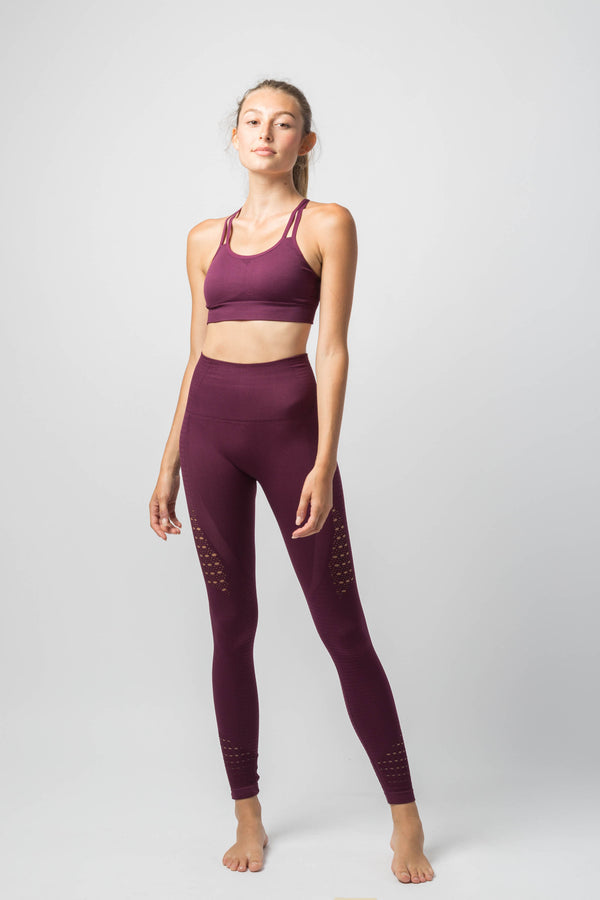 Noou Soft High-waist Coastal Legging