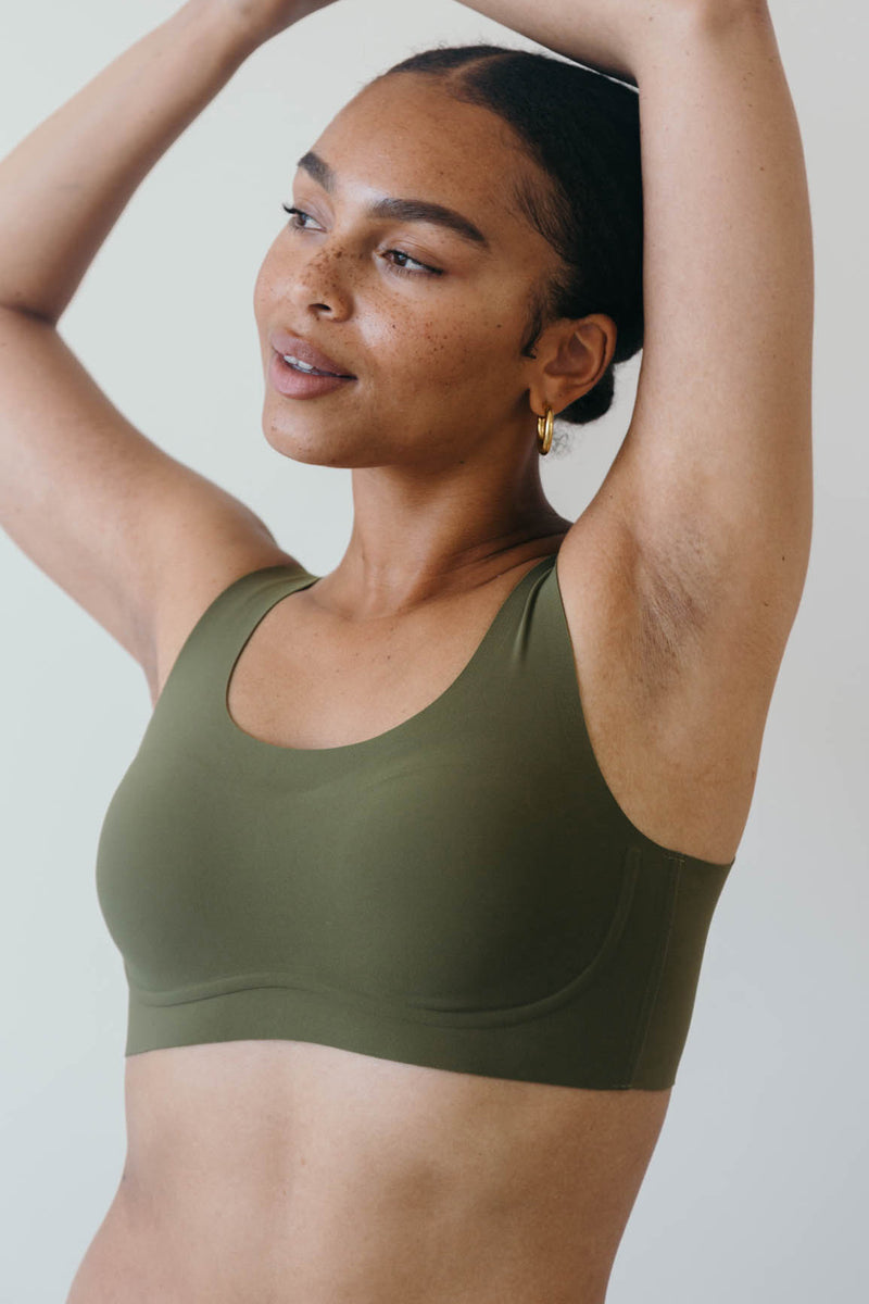 Pure Soft Wireless Bra