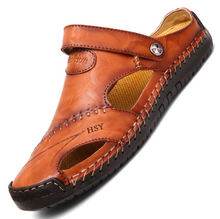 Charger l'image dans la galerie, Men Soft Leather Sandals