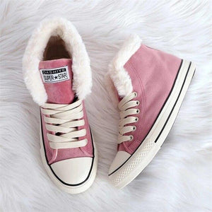Sneakers d'hiver