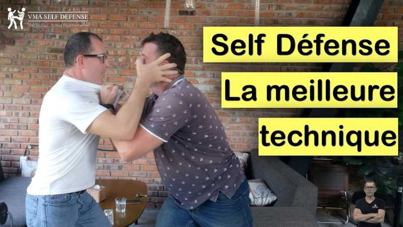 Achat Self Defense