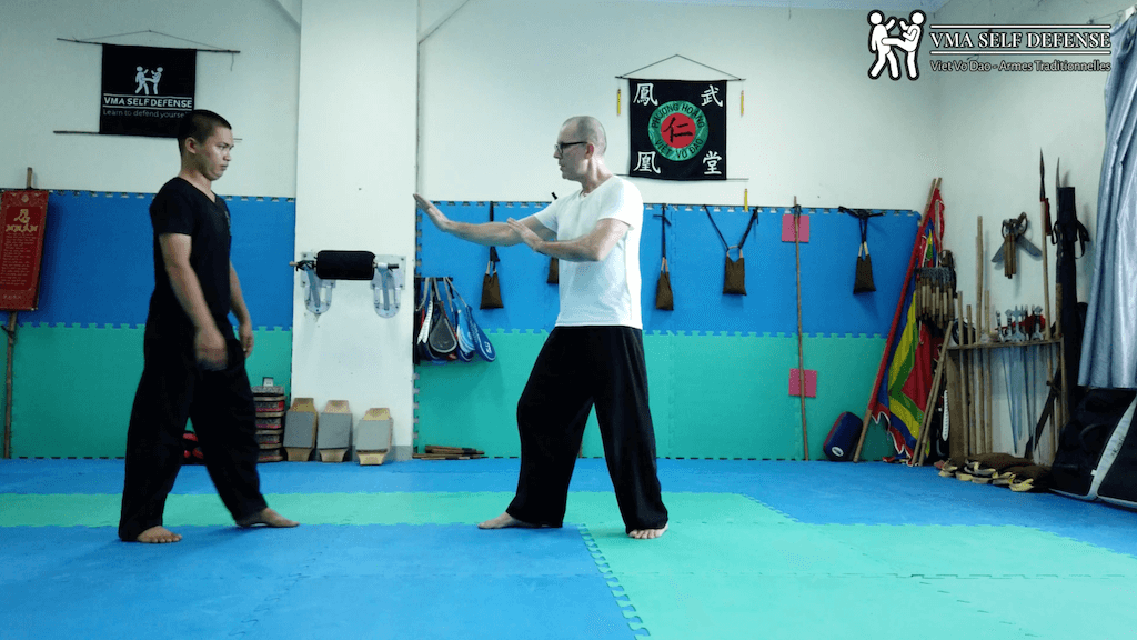 self defense cours
