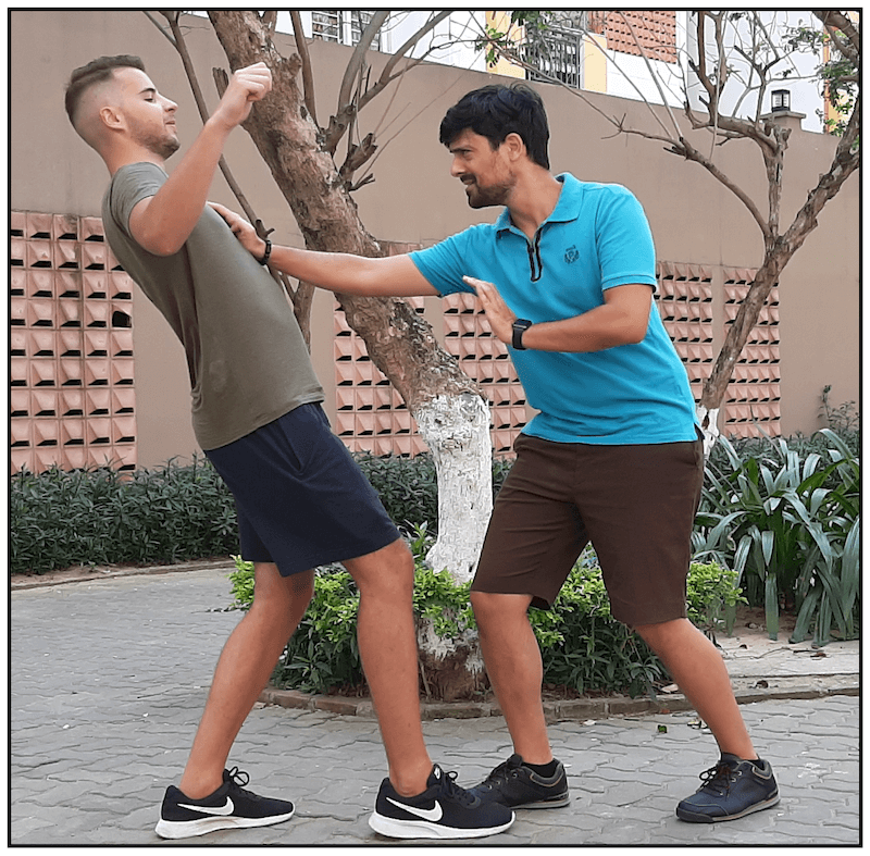 Cours self defense