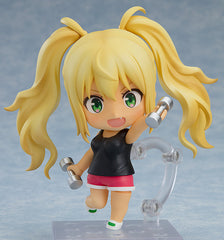 How Heavy Are the Dumbbells You Lift? Nendoroid Hibiki Sakura