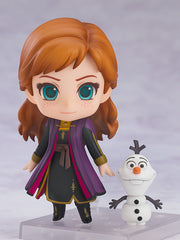 Frozen 2 Nendoroid Anna Travel Costume Ver.