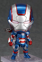 Nendoroid 'Iron Man 3' Iron Patriot Hero's Edition