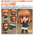 Nendoroid 'GIRLS and PANZER' Takebe Saori