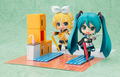 Nendoroid More: CUBE 02 Shoe Locker Set