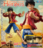 Variable Action Heroes 'One Piece' Monkey D Luffy