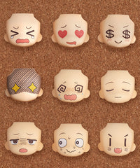 Nendoroid More Face Swap 01 and 02 Selection