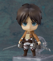 Good Smile Company Attack on Titan Nendoroid Eren Yeager Rerun