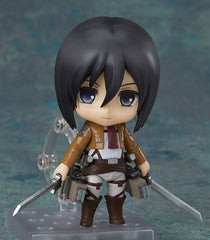 Good Smile Company Attack on Titan Nendoroid Mikasa Ackerman Rerun