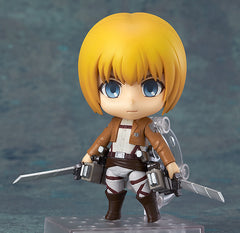 Good Smile Company Attack on Titan Nendoroid Armin Arlert Rerun