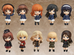 Nendoroid Petite Girls and Panzer