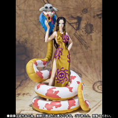 ONE PIECE Figuart Zero Boa Hancock & Solome Gold Ver. Japan