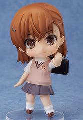 A Certain Scientific Railgun S Nendoroid Mikoto Misaka