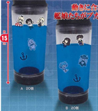 Taito Prize KANTAI COLLECTION Kan-colle Tumbler 2 Design