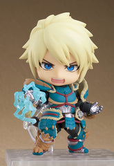 MONSTER HUNTER WORLD: ICEBORNE Nendoroid Hunter Male Zinogre Alpha Armor Ver. DX
