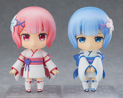 Nendoroid 'Re:ZERO -Starting Life in Another World-' Ram and Rem Childhood Ver.