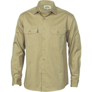 Cool-Breeze Work Shirt - Long Sleeve 3208