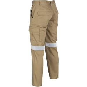 Cotton Drill Pants With 3M Reflective Tape 3319