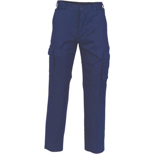 Middleweight Cool-Breeze Cotton Cargo Pants 3320