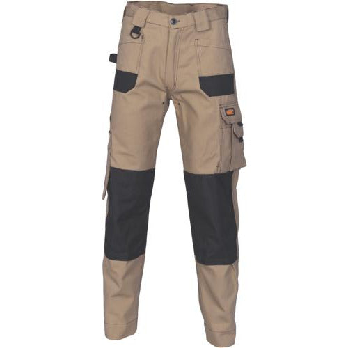 Duratex Cotton Duck Weave Cargo Pants - knee pads not included 3335