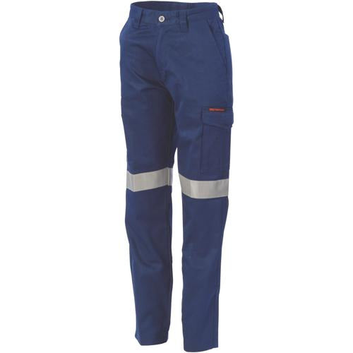 Ladies Digga Cool - Breeze Cargo Taped Pants 3357
