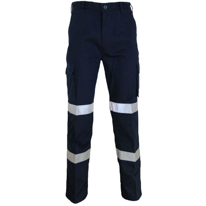 Lightweight Cotton Biomotion Taped Cargo Pants 3362