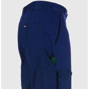Ladies Light Weight Drill Cargo pants 3368