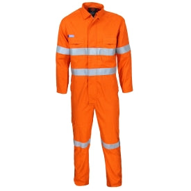 Inherent Flame Retardant Taped Coveralls - 3482