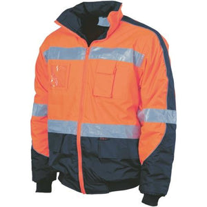 HiVis Day/Night Contrast Bomber Jacket 3992
