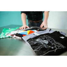 Load image into Gallery viewer, Garment Decoration - Embroidery/Screen Print/Digital Vinyl Print