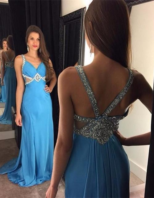 Prom Dress 2019 Prom Dresses Wedding Party Gown Formal Wear JS392