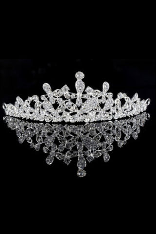 Unique Alloy Wedding Bridal Tiara #SP013