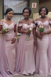 New Hot Mermaid Bridesmaid Dresses For Wedding, Memaid Maid Of Honor