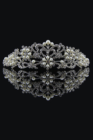 Unique Alloy Tiaras