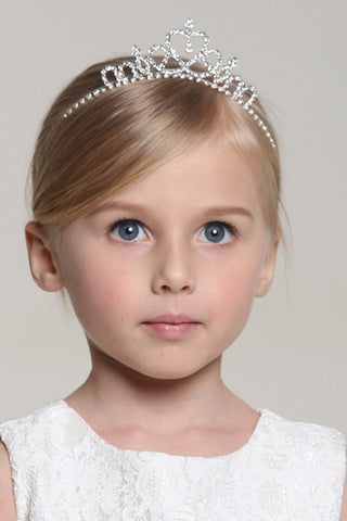 Flower Girl'S Alloy Headpiece - Wedding / Special Occasion / Outdoor Tiaras/ Headbands