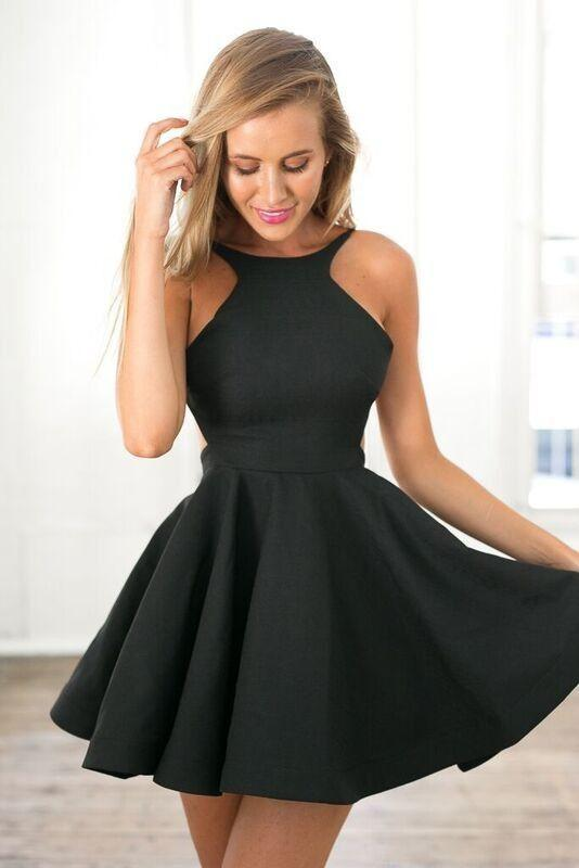 Short Homecoming Dress Homecoming Dress Black Homecoming Dresses Short Prom Dress