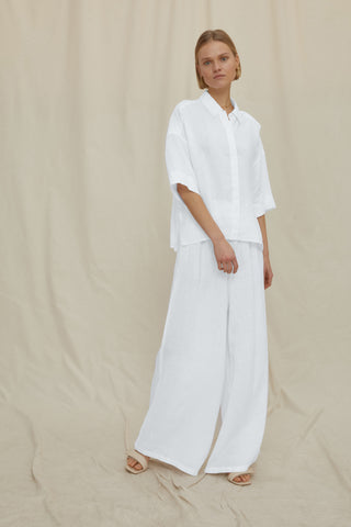 Trousers Windy White