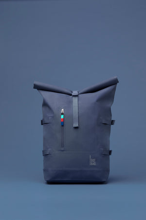 Rolltop Backpack Ocean Blue