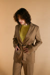 Blazer Alix Golden Oak