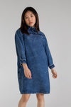 Dress Rae Dark Blue
