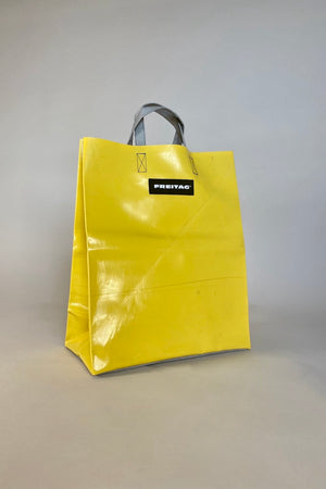 F52 Miami Vice Shopper Bag Yellow
